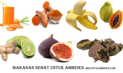 Makanan Sehat Untuk Ambeien